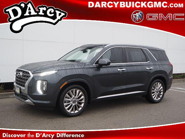 2020 Hyundai Palisade Limited for sale in Joliet, IL