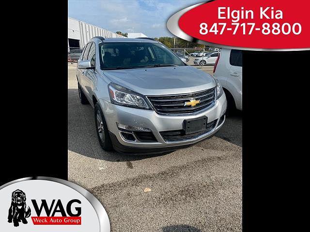 2015 Chevrolet Traverse LT for sale in Elgin, IL