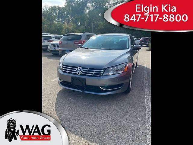2015 Volkswagen Passat 2.0L TDI SE for sale in Elgin, IL