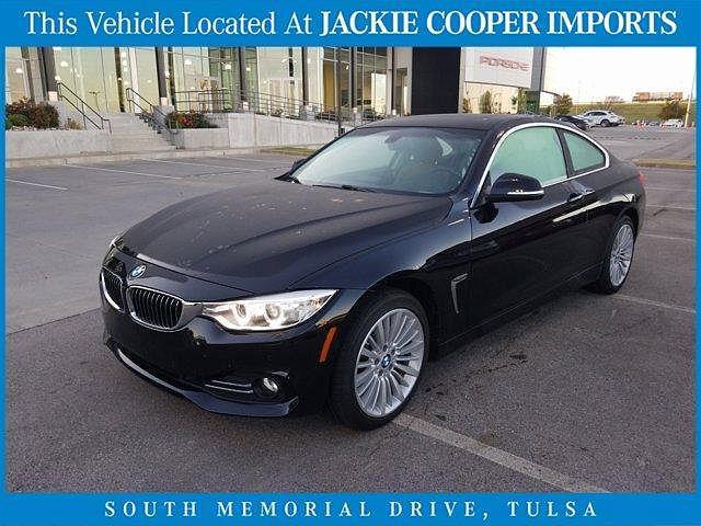 2015 BMW 4 Series 428i xDrive for sale in Tulsa, OK