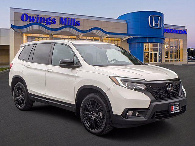 2019 Honda Passport Sport for sale in Owings Mills, MD