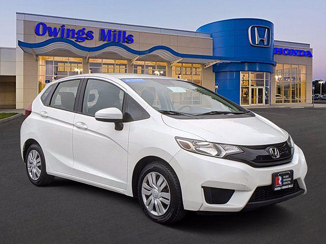 2016 Honda Fit LX for sale in Owings Mills, MD