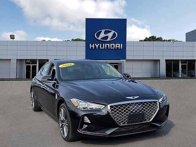 2019 Genesis G70 3.3T Advanced for sale in West Islip, NY