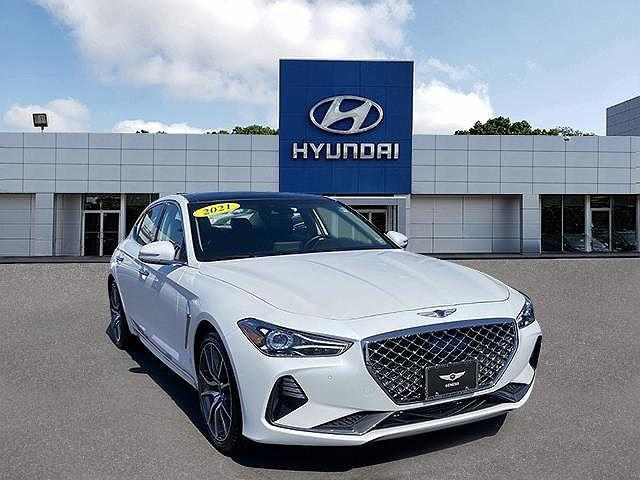 2021 Genesis G70 3.3T for sale in West Islip, NY