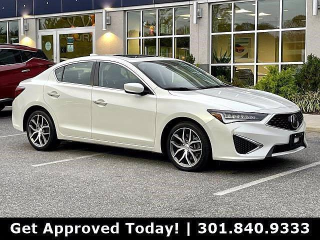 2020 Acura ILX w/Premium Pkg for sale in Gaithersburg, MD