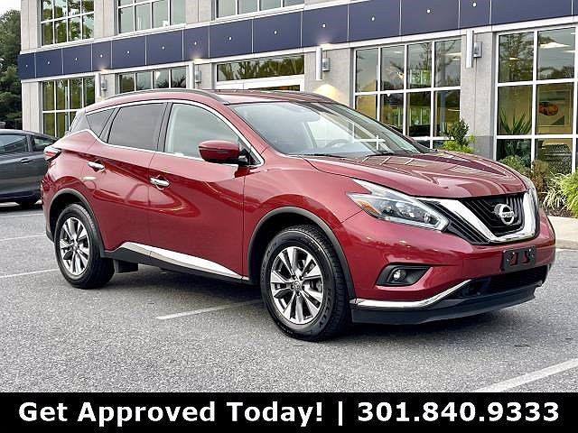 2018 Nissan Murano SV for sale in Gaithersburg, MD