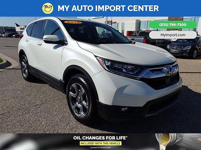 2018 Honda CR-V EX for sale in Muskegon, MI