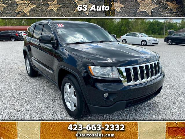2012 Jeep Grand Cherokee Laredo for sale in Huntsville, TN
