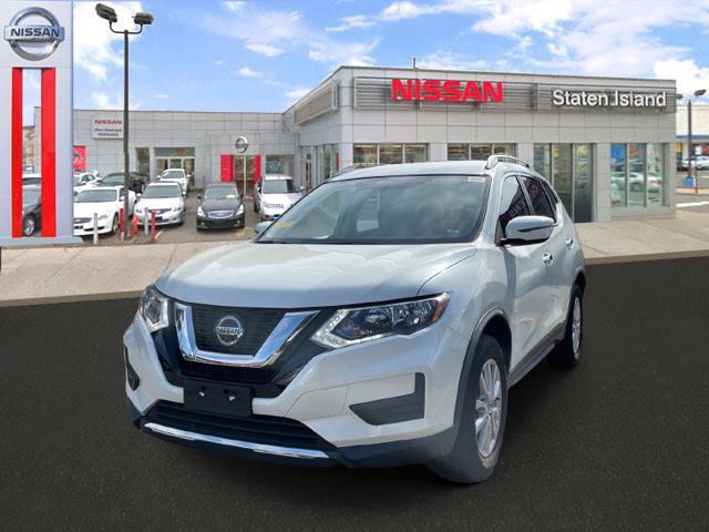 2018 Nissan Rogue SV [5]