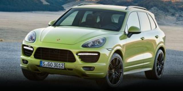 2014 Porsche Cayenne GTS for sale in Hyannis, MA