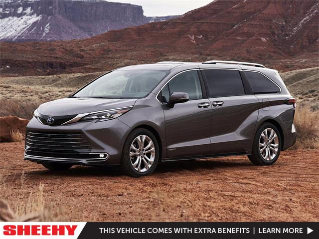 2022 Toyota Sienna XLE for sale in Laurel, MD