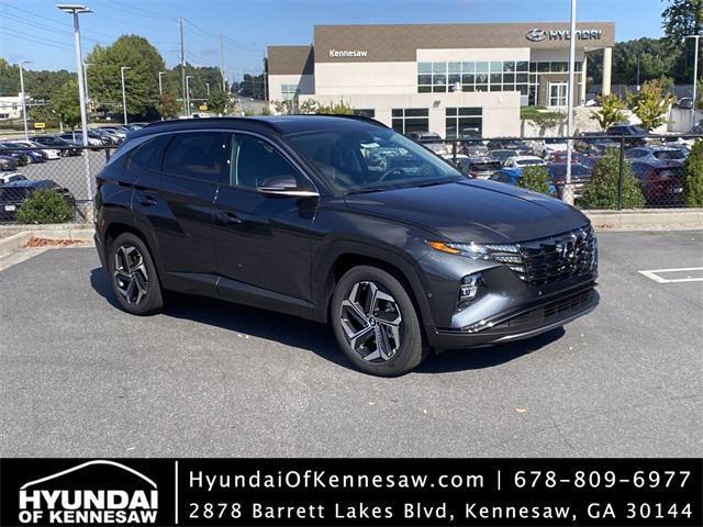 2022 Hyundai Tucson Limited for sale in KENNESAW, GA