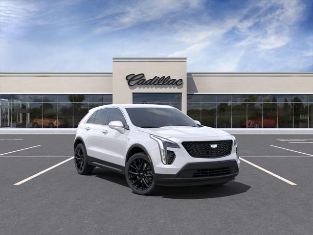2021 Cadillac XT4 FWD Luxury for sale in Stillwater, OK