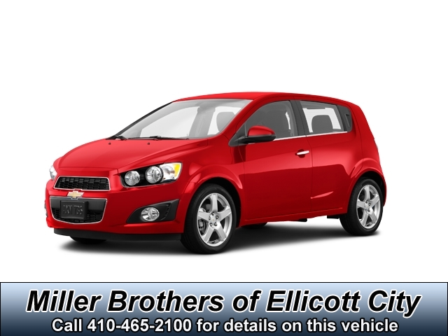 2014 Chevrolet Sonic LTZ for sale in Ellicott City, MD