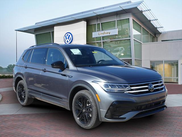 2022 Volkswagen Tiguan SE R-Line Black for sale in Sterling, VA