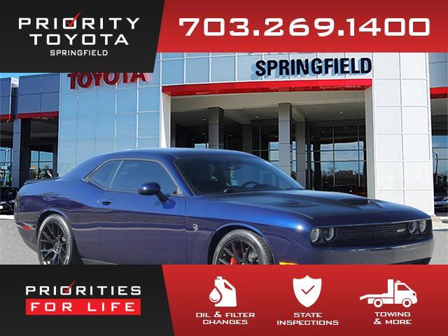 2016 Dodge Challenger SRT Hellcat for sale in Springfield, VA