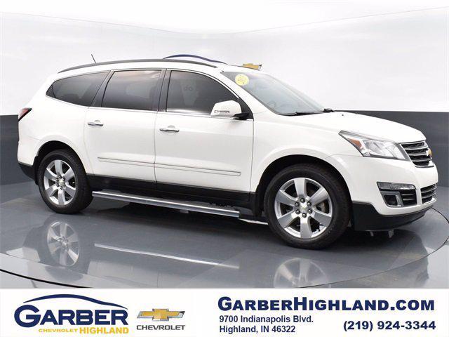 2015 Chevrolet Traverse LTZ for sale in Highland, IN