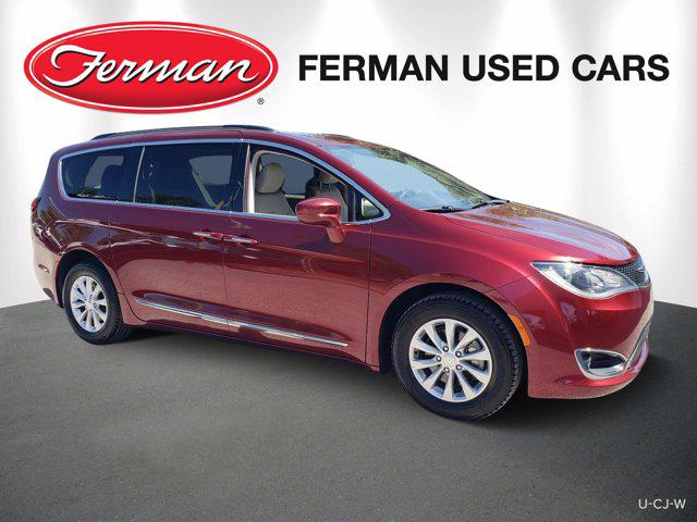 2017 Chrysler Pacifica Touring-L for sale in Lutz, FL