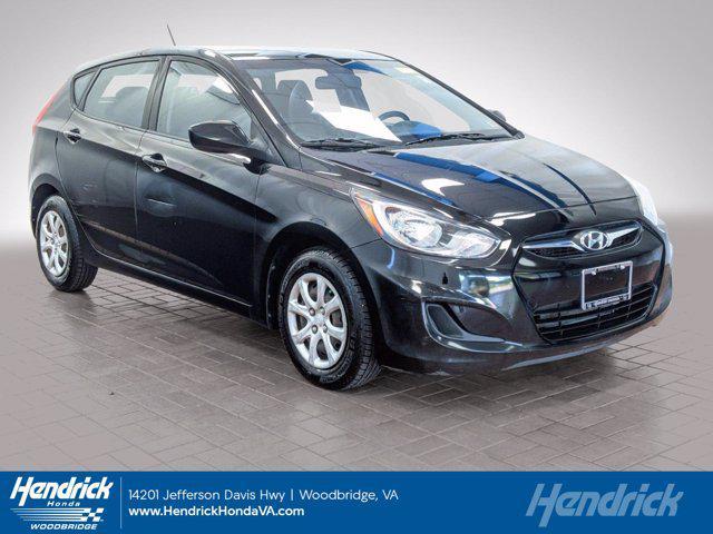 2012 Hyundai Accent GS for sale in Woodbridge, VA