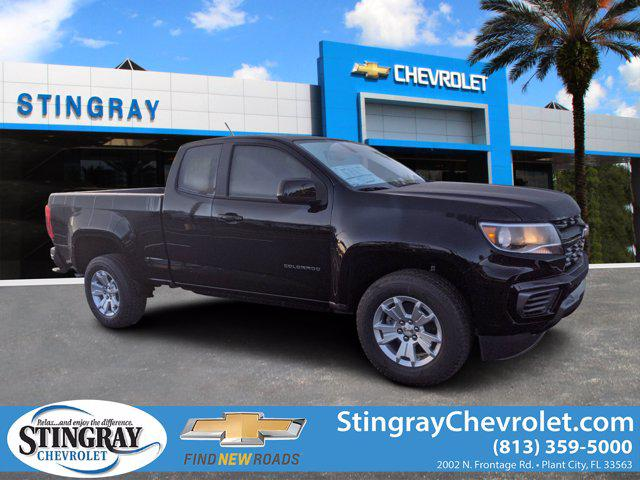 2022 Chevrolet Colorado 2WD LT for sale in Plant, FL