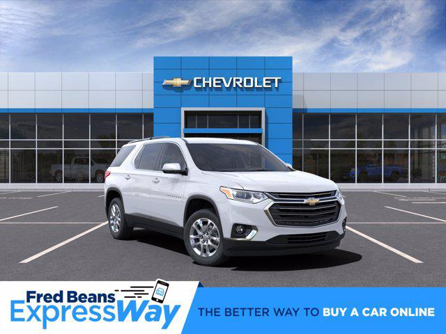 2021 Chevrolet Traverse LT Leather for sale in Doylestown, PA