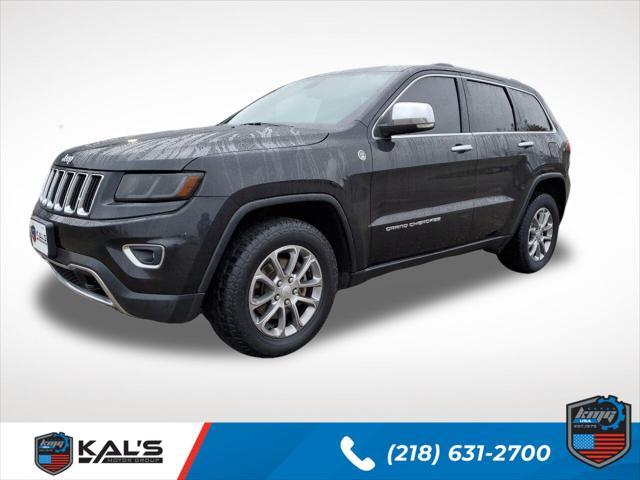 2014 Jeep Grand Cherokee Limited for sale in North Wadena, MN