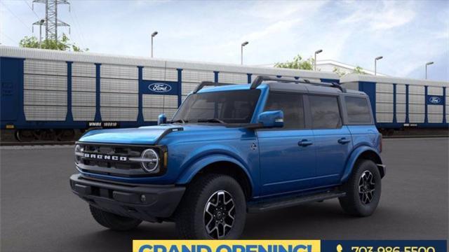 2021 Ford Bronco Outer Banks for sale in Woodbridge, VA