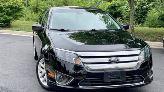 2012 Ford Fusion S for sale in Chantilly, VA