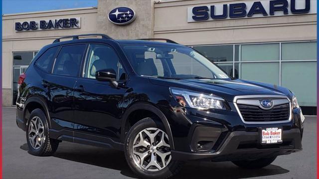 2019 Subaru Forester Premium for sale in Carlsbad, CA
