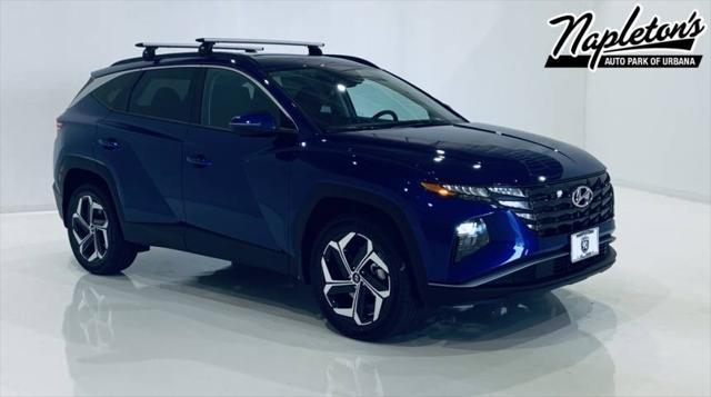 2022 Hyundai Tucson SEL for sale in Urbana, IL