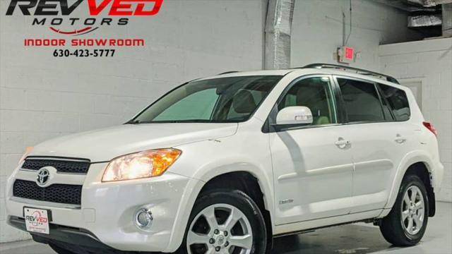2010 Toyota RAV4 Ltd for sale in Addison, IL