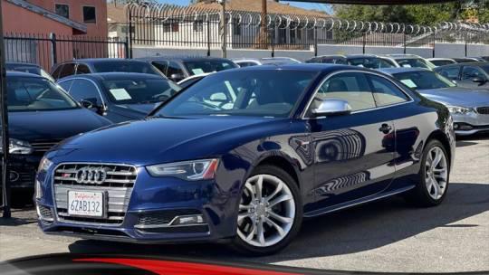 2013 Audi S5 Premium Plus for sale in Van Nuys, CA