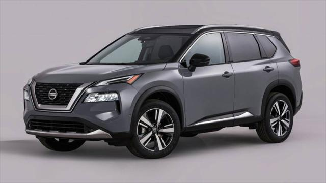 2021 Nissan Rogue SV for sale in Bedford, OH