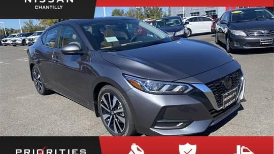 2021 Nissan Sentra SV for sale in Chantilly, VA