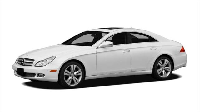 2011 Mercedes-Benz CLS-Class CLS 550 for sale in Wichita Falls, TX