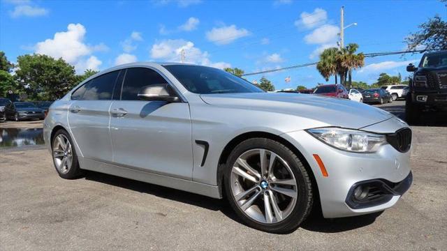 2016 BMW 4 Series 428i for sale in Pompano Beach, FL