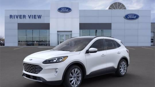 2021 Ford Escape Titanium Hybrid for sale in Oswego, IL