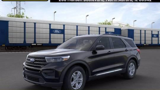 2021 Ford Explorer XLT for sale in North Aurora, IL