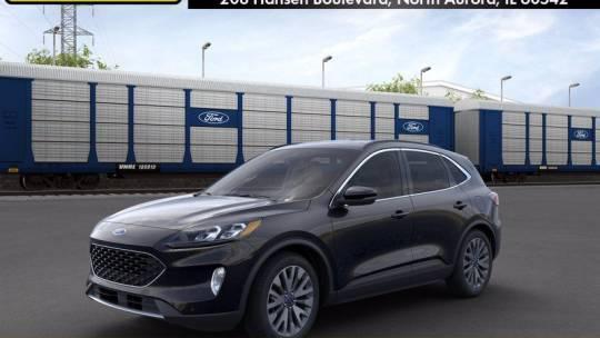 2021 Ford Escape Titanium Hybrid for sale in North Aurora, IL