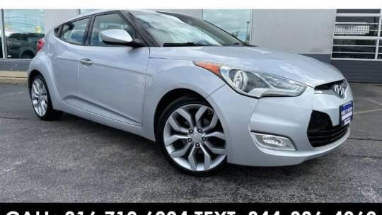 2012 Hyundai Veloster w/Gray Int for sale in Parma, OH