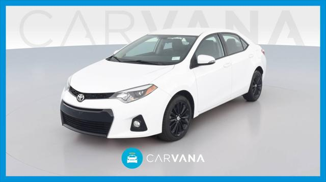 2015 Toyota Corolla S Plus for sale in Blue Mound, TX