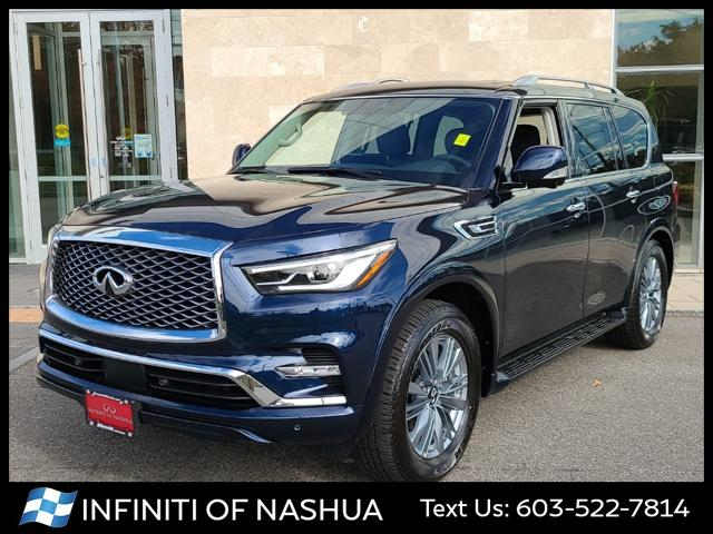 2022 INFINITI QX80 LUXE for sale in Nashua, NH