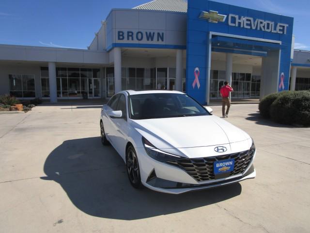 2021 Hyundai Elantra Limited for sale in Devine, TX