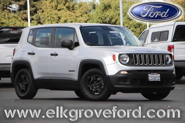 2017 Jeep Renegade Sport for sale in Elk Grove, CA