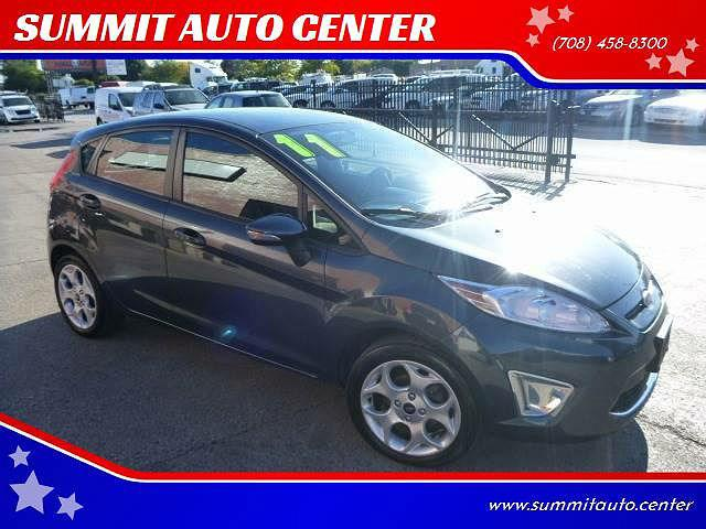 2011 Ford Fiesta SES for sale in Summit, IL