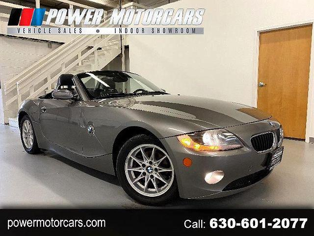 2005 BMW Z4 2.5i for sale in Naperville, IL