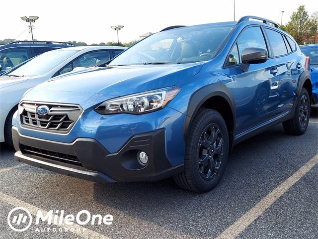 2021 Subaru Crosstrek Sport for sale in Owings Mills, MD