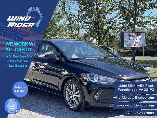 2018 Hyundai Elantra Value Edition for sale in Woodbridge, VA
