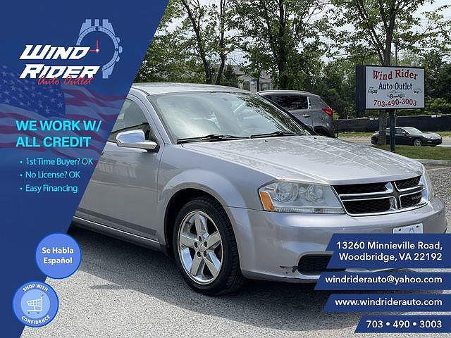 2013 Dodge Avenger SE for sale in Woodbridge, VA