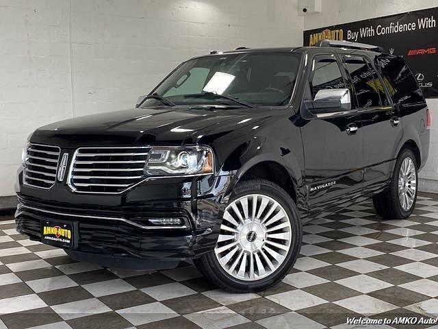 2016 Lincoln Navigator Select for sale in Laurel, MD